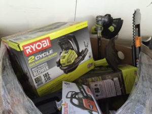 Tools, Power Tools & Hardware Truck Loads